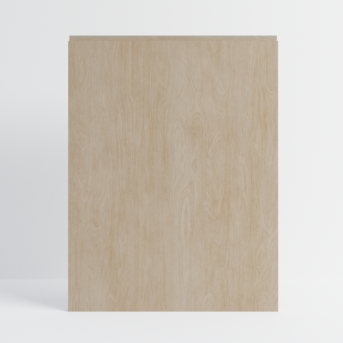 Birch Ply Scandi J-Groove Front