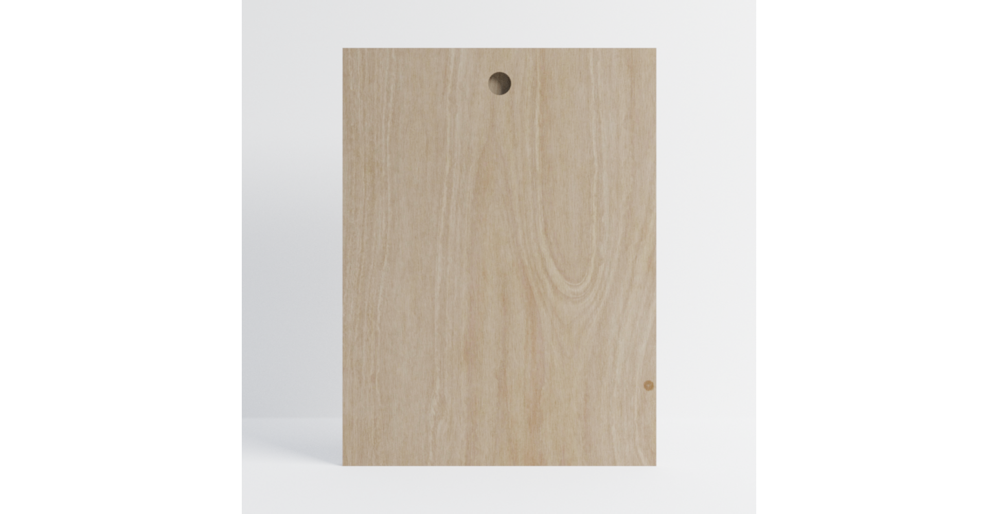Birch Ply Scandi Ladbroke Front
