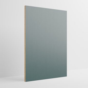 Painted Scandi End Panel