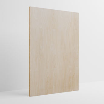 Birch Ply Scandi End Panel